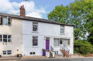 2 Bedrooms Terraced House for sale in Lavender Row, Ockley Road, Hawkhurst, Cranbrook