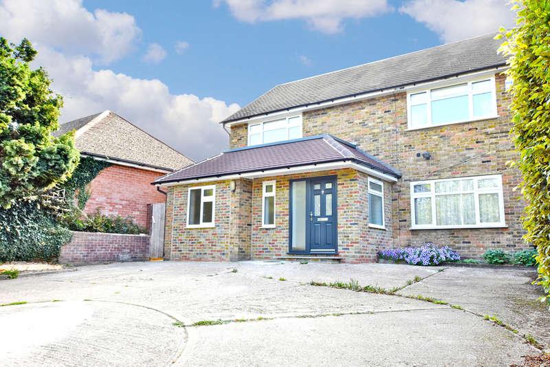 4 Bedrooms Detached House for sale in Hartspring Lane, Watford