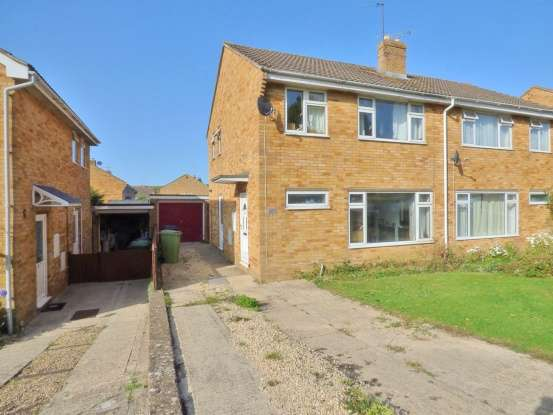 3 Bedrooms Semi Detached House for sale in Abbotswood Road, Gloucester, Gloucestershire, GL3 4PD