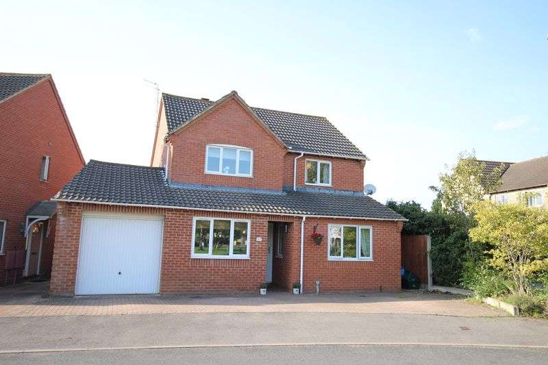 4 Bedrooms Property for sale in Lych Gate Mews, Lydney