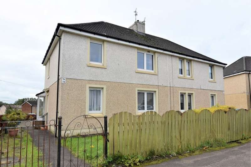 1 Bedroom Flat for sale in Sunnyside Crescent, Motherwell, ML1