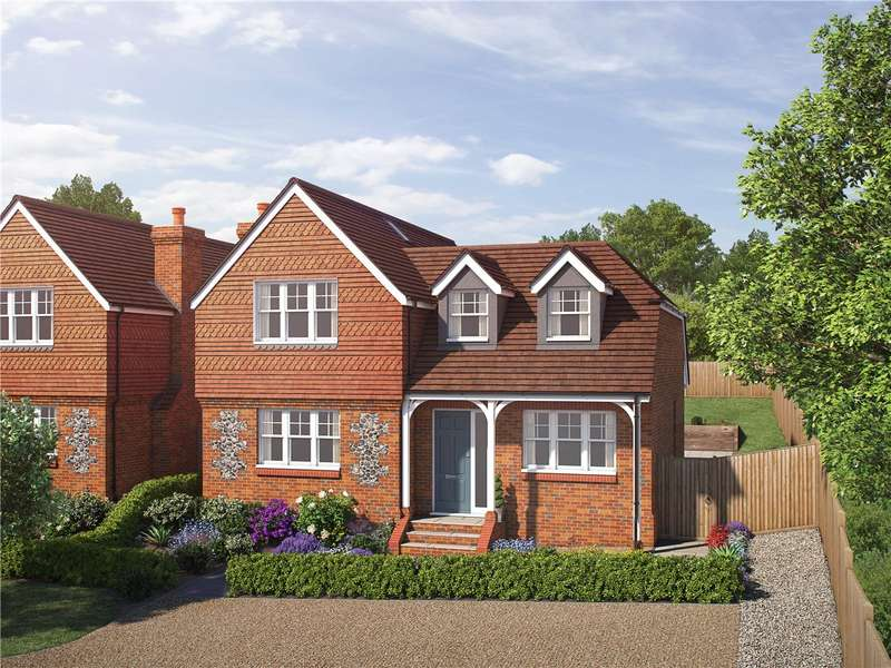 4 Bedrooms Detached House for sale in Kings Worthy, Winchester, SO23