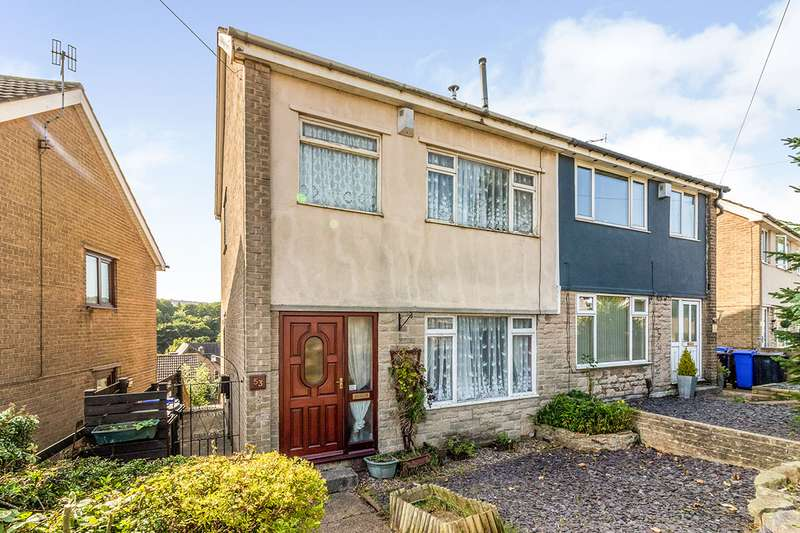 3 Bedrooms Semi Detached House for sale in Wisewood Lane, Sheffield, South Yorkshire, S6
