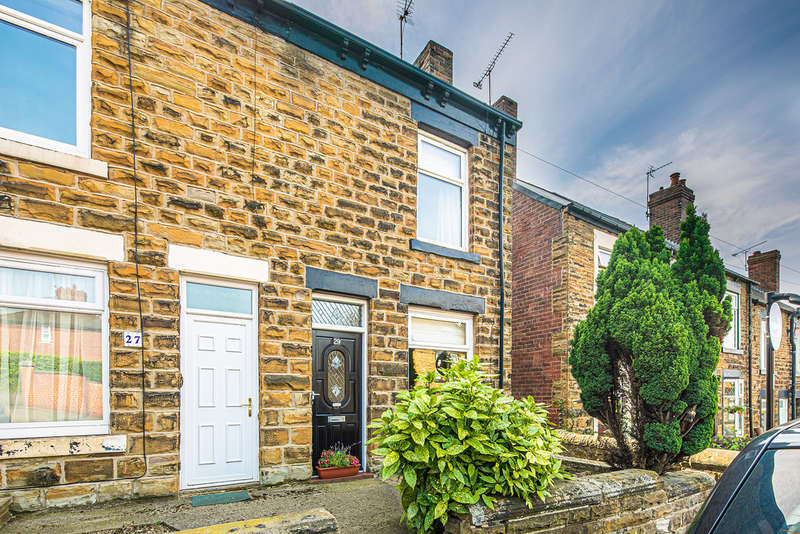 3 Bedrooms End Of Terrace House for sale in Richmond Road, Sheffield