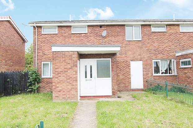 3 Bedrooms Property for sale in Uldale Walk, Doncaster, South Yorkshire, DN6 8BU