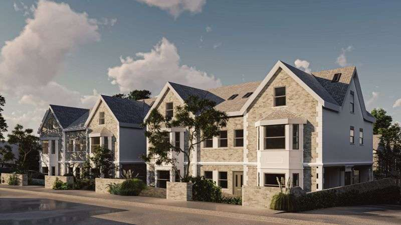 3 Bedrooms Property for sale in STUNNING NEW-BUILD HOMES * SANDOWN
