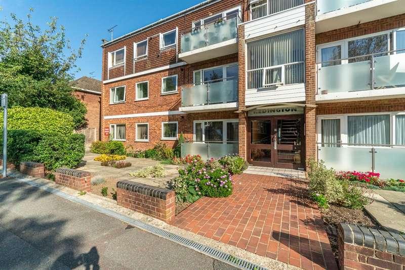 2 Bedrooms Apartment Flat for sale in Reddington, Lower Queens Road, Ashford, Kent, TN24 8HW