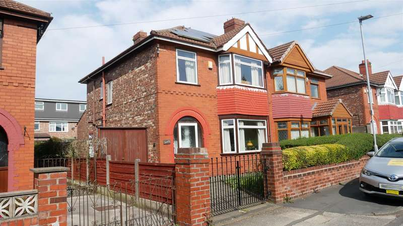 3 Bedrooms Property for sale in Farrer Road, Manchester