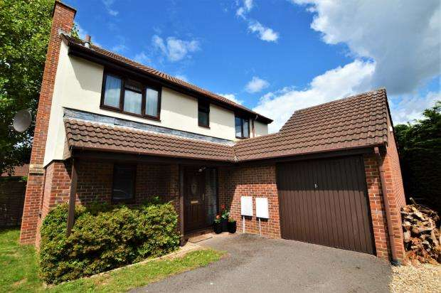4 Bedrooms Detached House for sale in Holway Deane, Holway Green, Taunton, Somerset