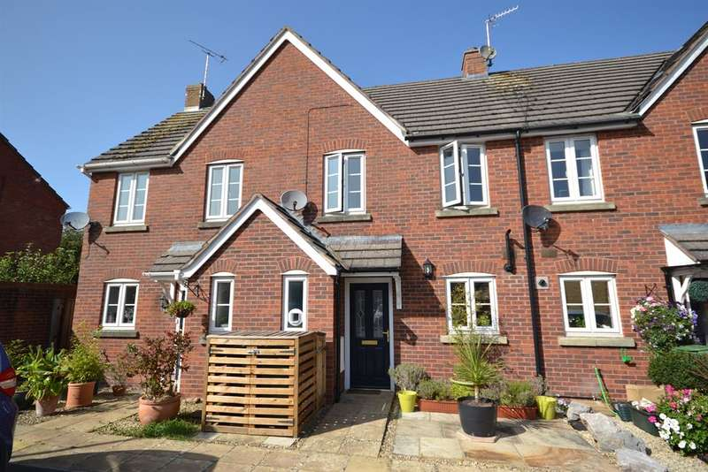 3 Bedrooms Terraced House for sale in Castle Stream Court, Dursley, GL11 5GN