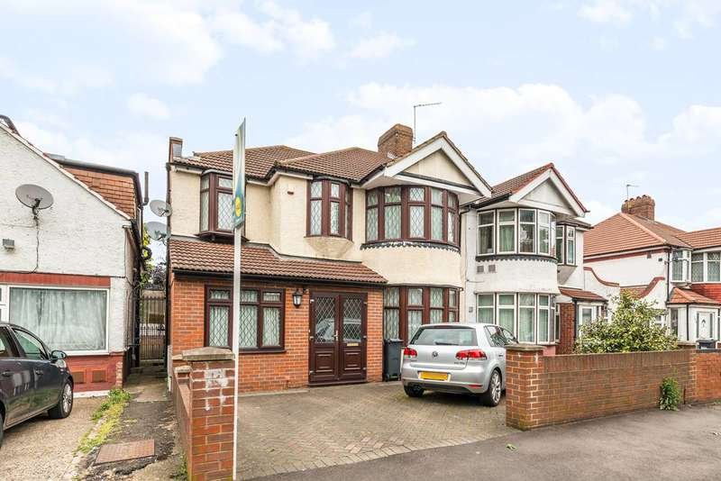 5 Bedrooms Semi Detached House for sale in Great West Road, Heston, TW5