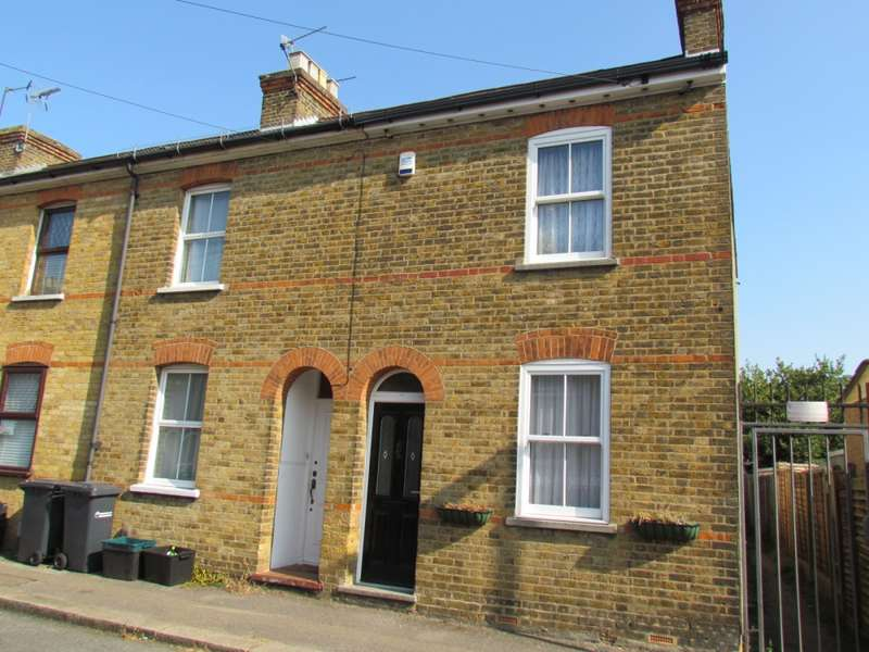 2 Bedrooms Terraced House for sale in Park Road, Waltham Cross, EN8