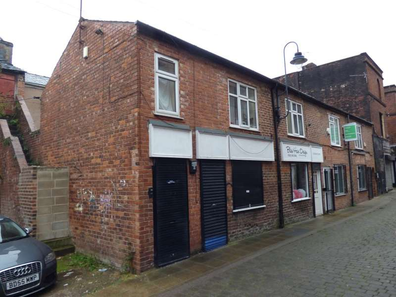 2 Bedrooms Mixed Use Commercial for sale in 18, 20 & 20a Wood Street, Ashton-Under-Lyne, Lancashire