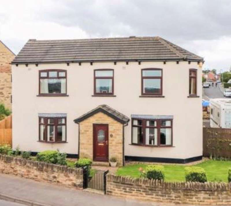 5 Bedrooms Detached House for sale in Sowood Avenue, Ossett