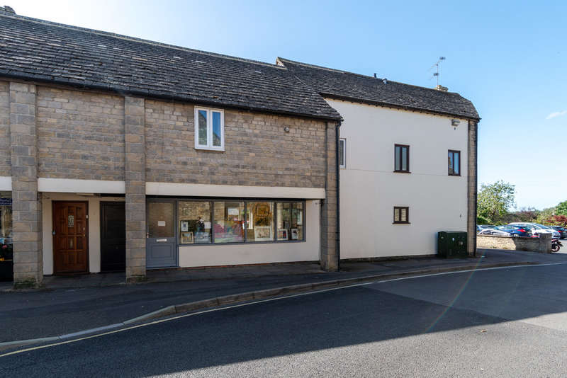 1 Bedroom Flat for rent in Old Brewery Lane, Tetbury