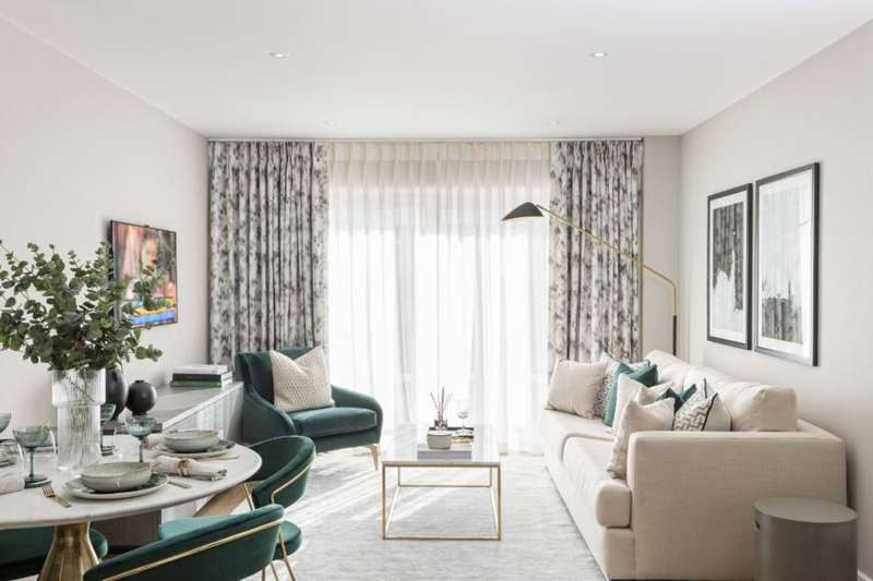 1 Bedroom Flat for sale in Aerodrome Road, London