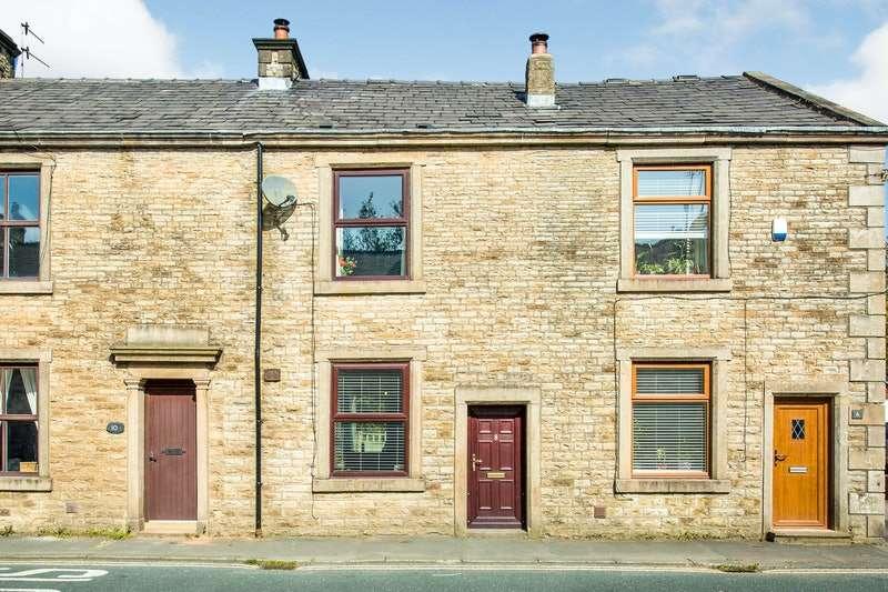 2 Bedrooms Terraced House for sale in School Lane, Chorley, Lancashire, PR6
