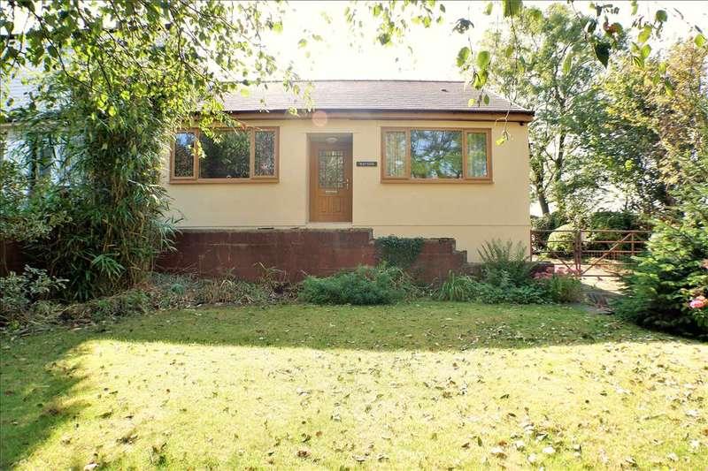 3 Bedrooms Bungalow for sale in Wayside Bungalow, Castellau Road, Pontypridd