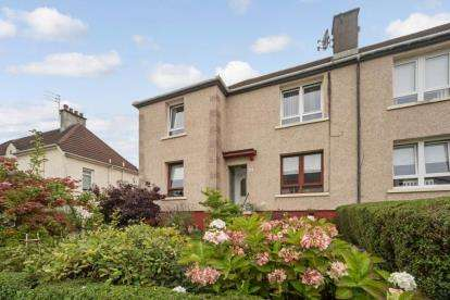 2 Bedrooms Flat for sale in Monksbridge Avenue, Knightswood, Glasgow