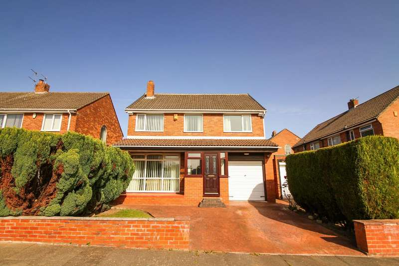 4 Bedrooms Detached House for sale in The Briary, Newcastle Upon Tyne