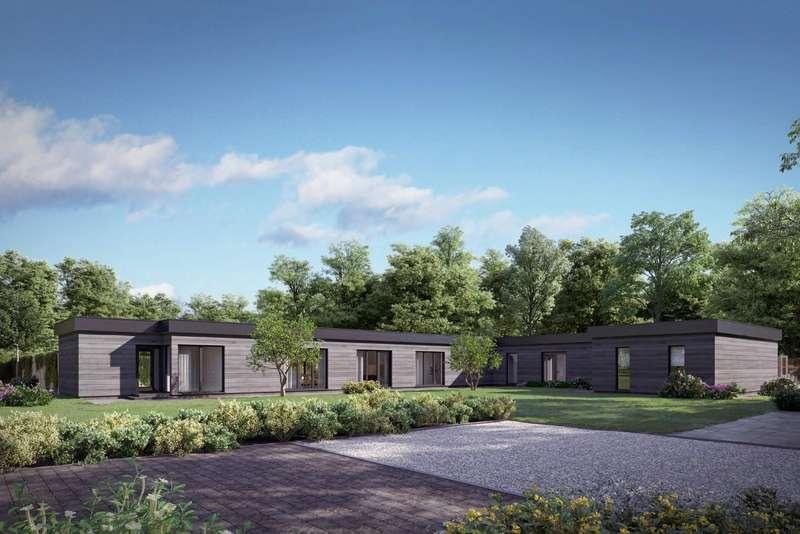 5 Bedrooms Detached House for sale in Tawney Lane, Stapleford Tawney, Romford