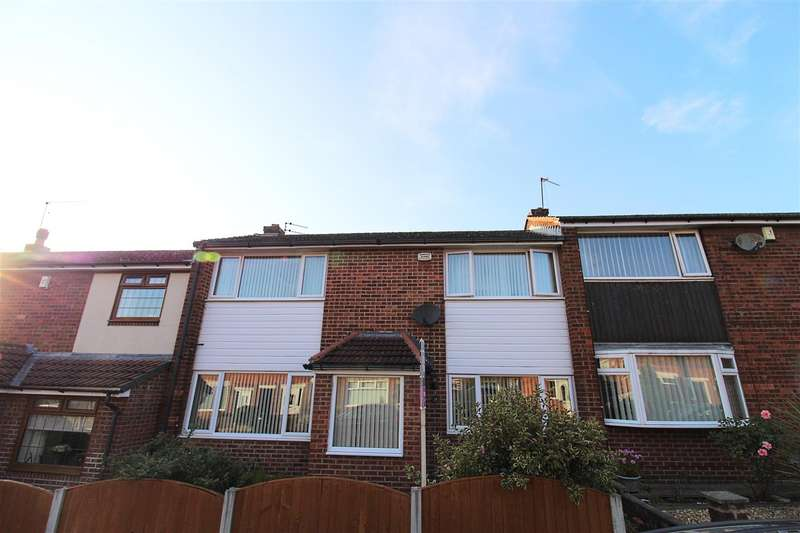 2 Bedrooms Town House for sale in Oxford Road, Lostock, Bolton