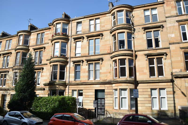2 Bedrooms Flat for sale in Montague Street, Woodlands, Glasgow