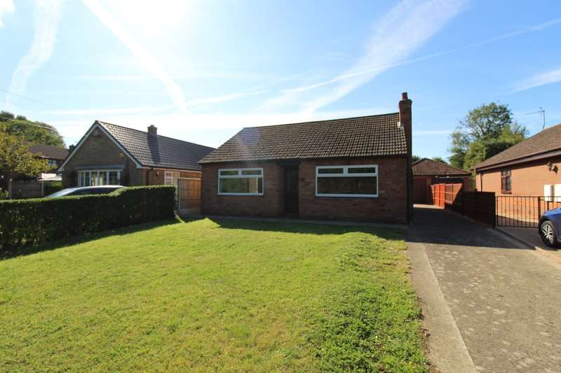 2 Bedrooms Bungalow for sale in Eastgate, Gainsborough, Lincolnshire, DN21