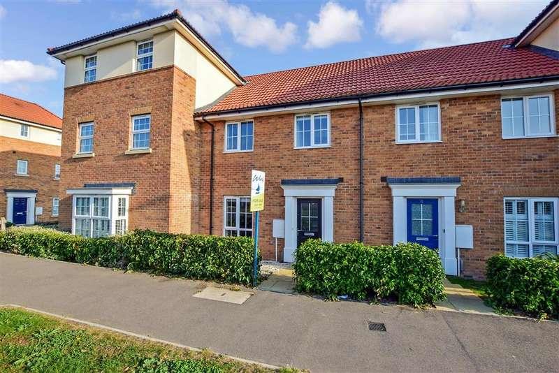 3 Bedrooms Terraced House for sale in Dorman Avenue North, , Aylesham, Canterbury, Kent