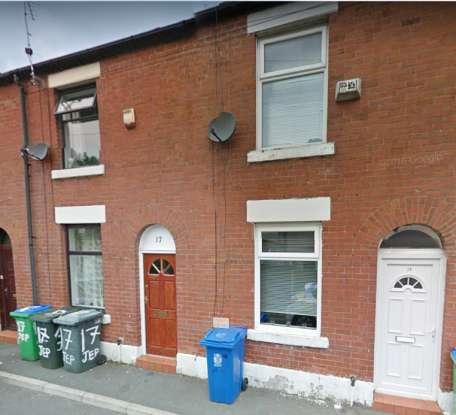 2 Bedrooms Terraced House for sale in Jepheys St, Rochdale, Lancashire, OL12 0JH