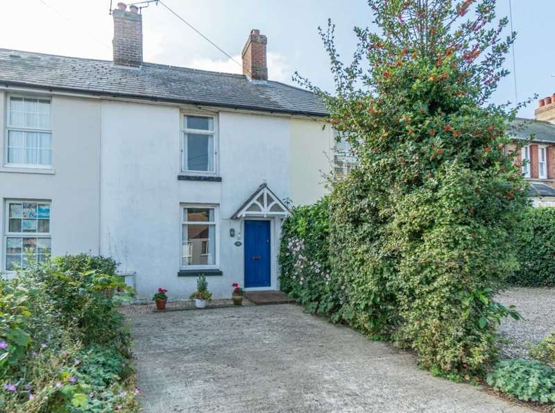 2 Bedrooms Terraced House for sale in Lower Vicarage Road, Kennington, Ashford, Kent, TN24 9BH