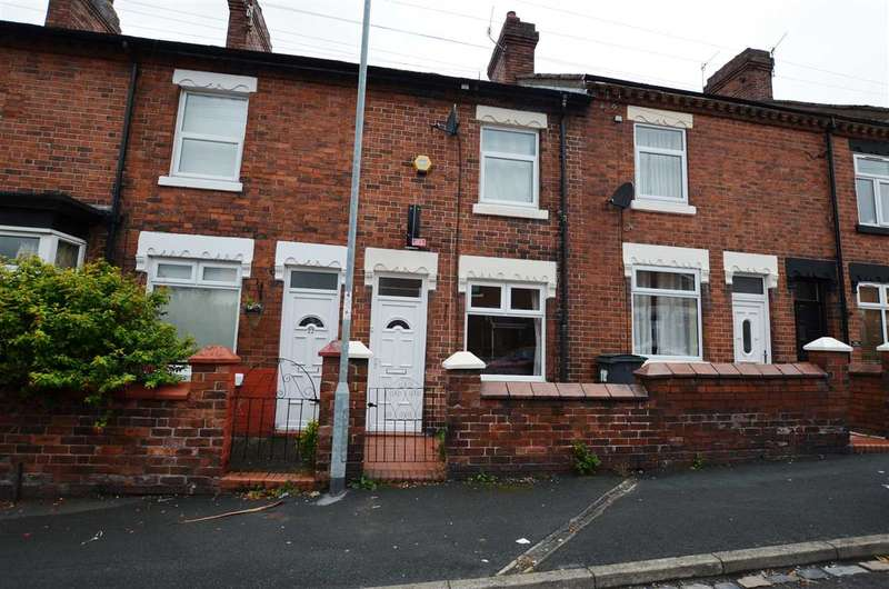 2 Bedrooms Terraced House for rent in Wolseley Road, Oakhill, Stoke-On-Trent