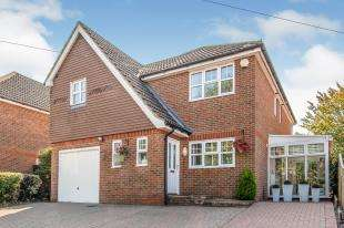 4 Bedrooms Detached House for sale in Ash Tree Gardens, Weavering, Maidstone, Kent