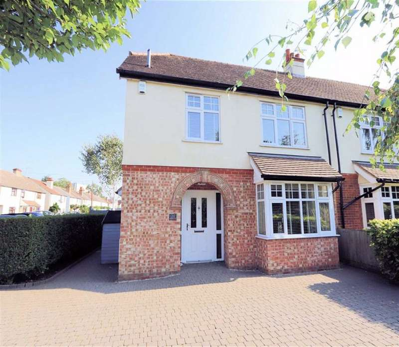 4 Bedrooms End Of Terrace House for sale in Palmers Hill, Epping