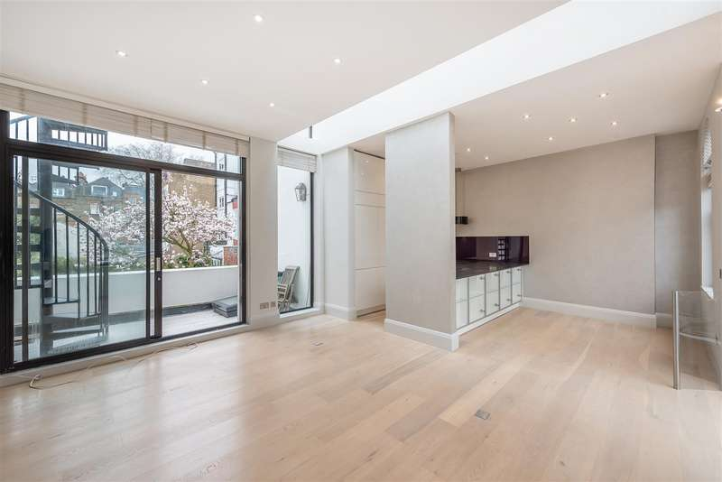 3 Bedrooms House for rent in Kemplay Road, Hampstead Village, London, NW3