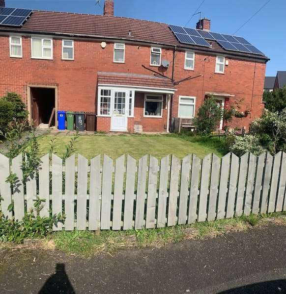 2 Bedrooms Terraced House for sale in Philip Avenue, Manchester, Greater Manchester, M34