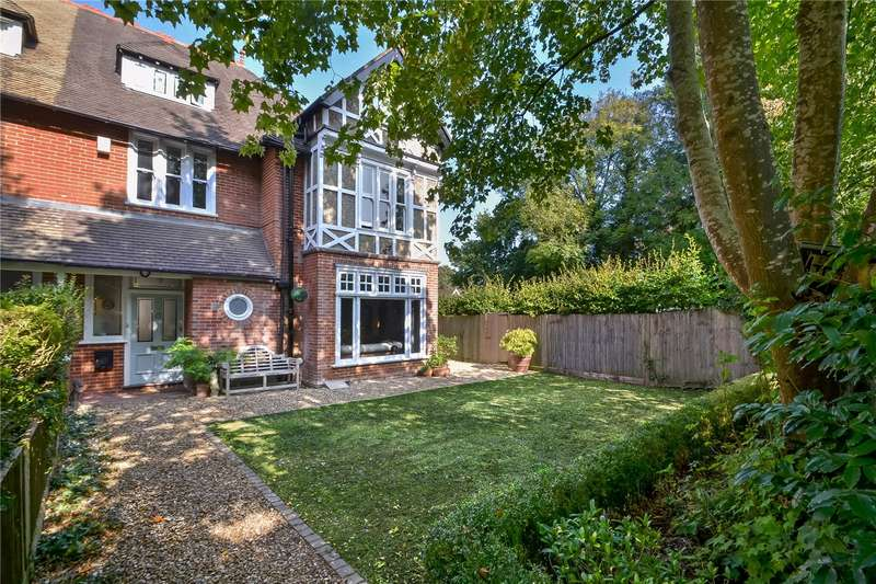 5 Bedrooms Semi Detached House for sale in Park Road, Winchester, Hampshire, SO22