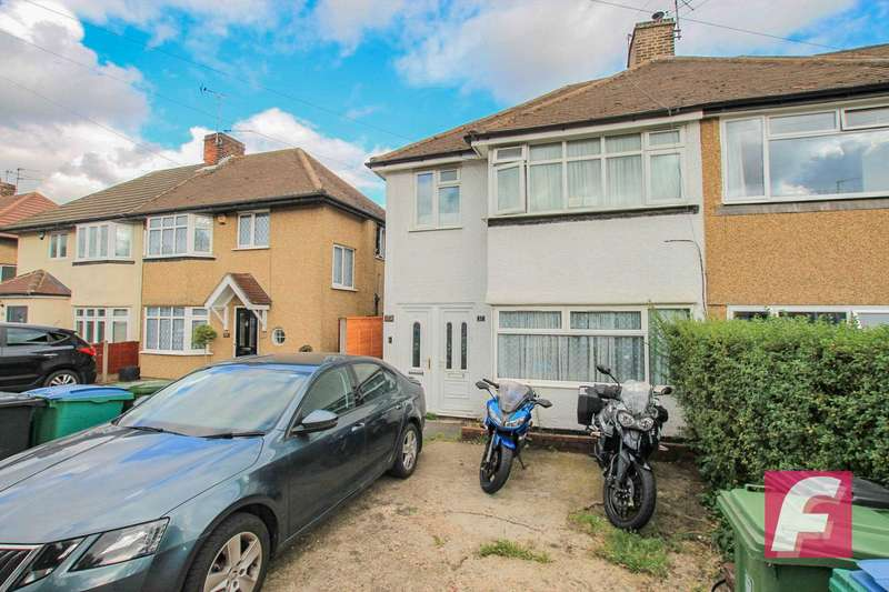 1 Bedroom Maisonette Flat for sale in Devon Road, Watford, WD24