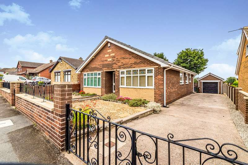 3 Bedrooms Detached Bungalow for sale in Elm Way, Wath-upon-Dearne, Rotherham, South Yorkshire, S63