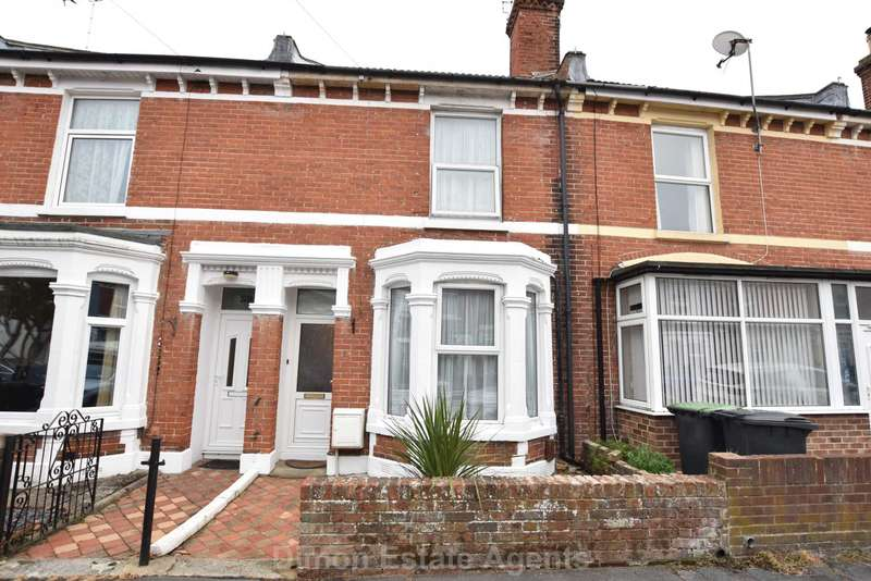 2 Bedrooms Terraced House for sale in Kings Road, Gosport