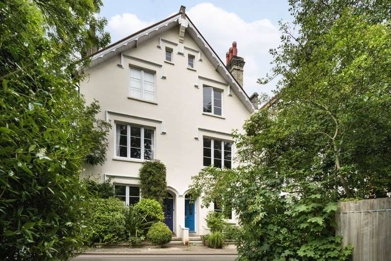 3 Bedrooms Terraced House for sale in Villas on the Heath, Vale of Health, London, NW3