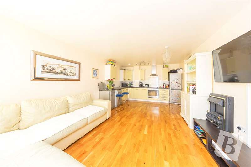 2 Bedrooms Parking Garage / Parking for sale in Weave Court, 24 Loom Grove, Romford, RM1