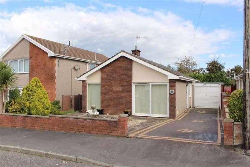 2 Bedrooms Detached Bungalow for sale in Elba Street, Gowerton