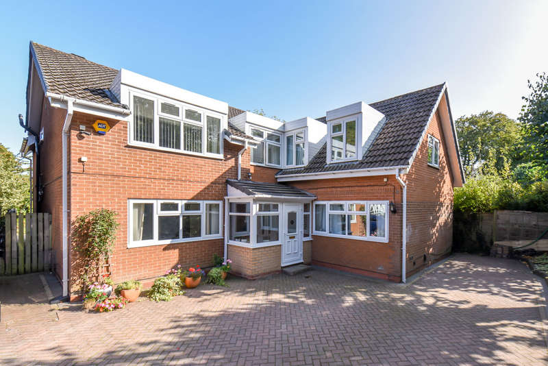 5 Bedrooms Detached House for sale in Westfield Road, Edgbaston
