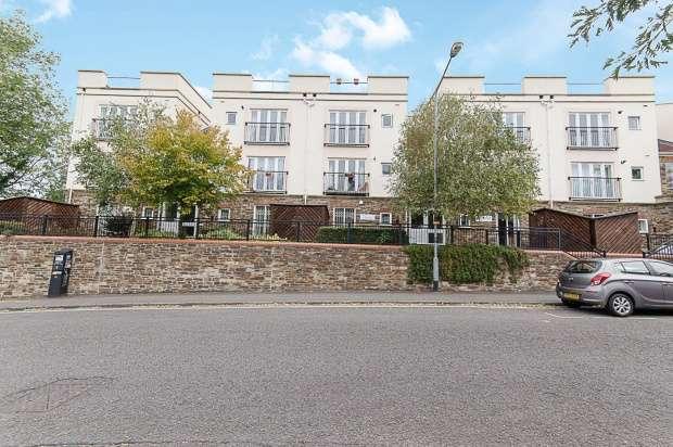 2 Bedrooms Flat for sale in Montpelier Court, Bristol, Avon, BS6 5EA
