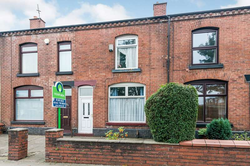 3 Bedrooms Property for sale in Longcauseway, Farnworth, BL4