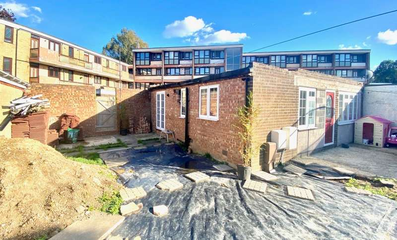 Land Commercial for sale in The Rear Of, Chatsworth Avenue, Portsmouth, Hampshire, PO6 2UW