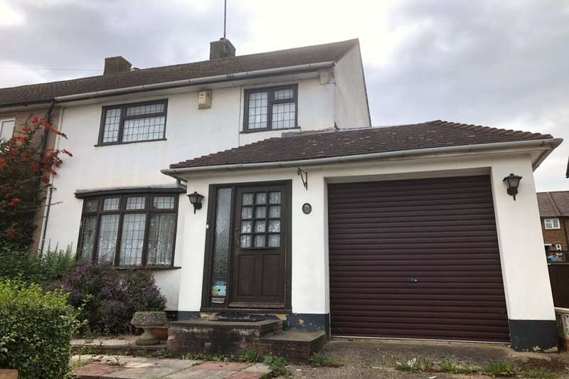 2 Bedrooms Semi Detached House for sale in Curtismill Way, Orpington, BR5