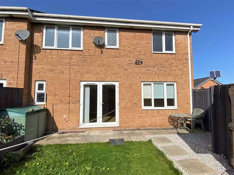 3 Bedrooms Mews House for sale in Burnham Place, Lytham Quays, Lytham