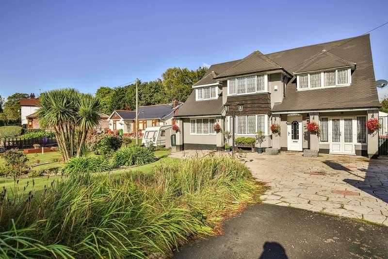 4 Bedrooms Detached House for sale in Bassaleg Road, Newport